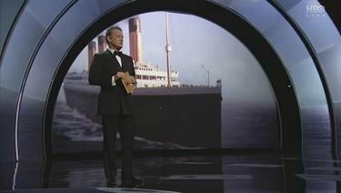 hanks oscar titanic