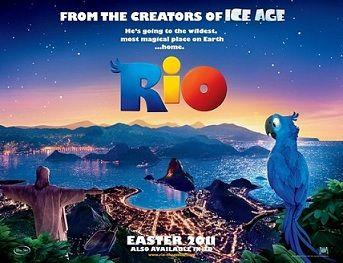 Rio poszter
